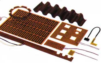 Kapton® Insulated Flexible Heaters are offered in a virtually unlimited range of shapes sizes and wattageu0027s. Their thin design (0.005  thick) allows close ...  sc 1 st  Technical Heaters : kapton wiring problems - yogabreezes.com